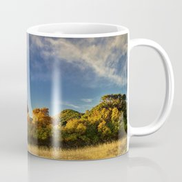 Red Rocks Panorama Coffee Mug