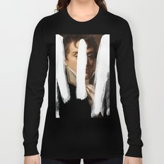 Brutalized Portrait of a Gentleman 2 Long Sleeve T-shirt