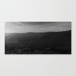 Dark Landscape 1 Canvas Print