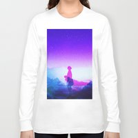 tolkien Long Sleeve T-shirts featuring Wonder Never Cease by Stoian Hitrov - Sto
