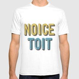 Noice Toit T-shirt