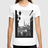 budapest hotel T-shirts featuring Budapest by Lena Karafelova