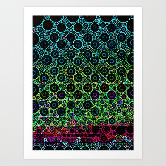 :: Jelly :: Art Print