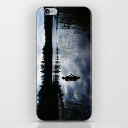 Reflecting Beauty iPhone Skin