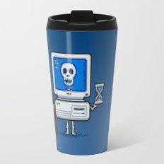 Blue Screen of Death Travel Mug