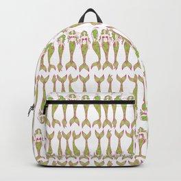 Lounging Mermaids Backpack