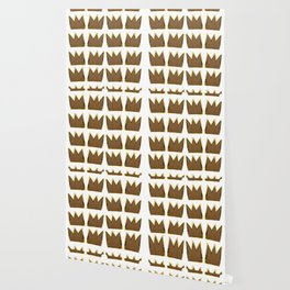 Crown Basquiat Wallpaper