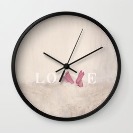 Baby Love Wall Clock