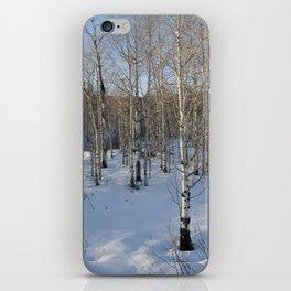 Colorado Tress iPhone Skin