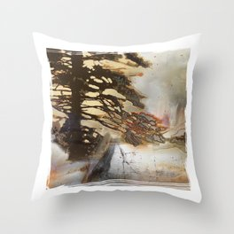 True Canadian North Throw Pillow