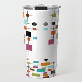 Mid-Century Modern Art 1.3.1 Travel Mug