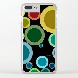 Orbit Clear iPhone Case
