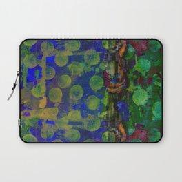 Molecule Madness Laptop Sleeve