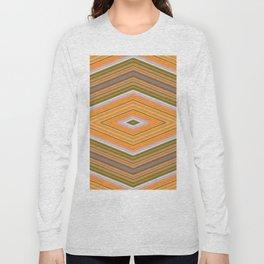 Many Squares Long Sleeve T-shirt
