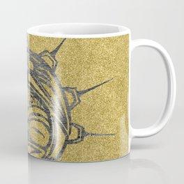 Smoke Frog Sand Coffee Mug