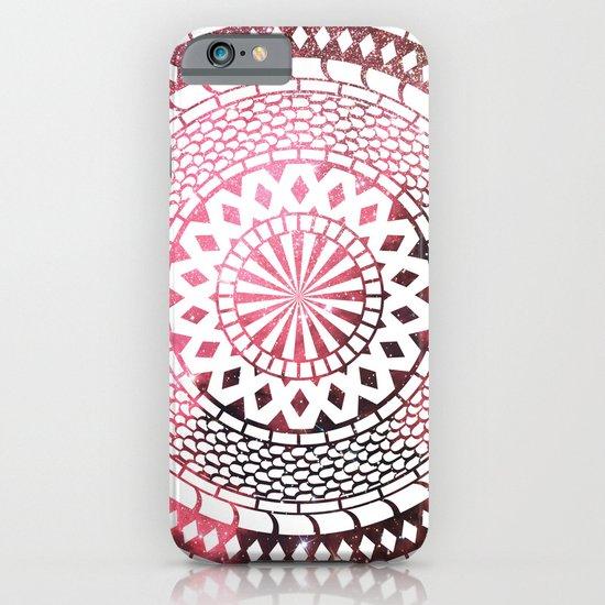 Nebula Snake Mandala iPhone & iPod Case