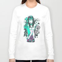 day of the dead Long Sleeve T-shirts featuring Day of the dead by Tshirt-Factory