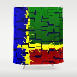 Impermanence ... Shower Curtain