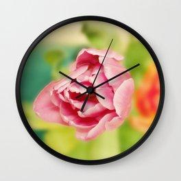 Spring Opener Wall Clock