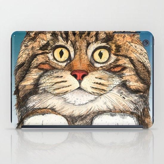 Feline Forest iPad Case