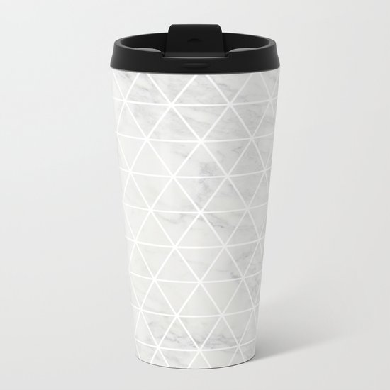 TriangUlina Metal Travel Mug
