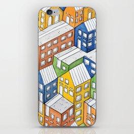 House on house iPhone Skin