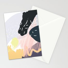 Muffin mess pt. 4 Stationery Cards