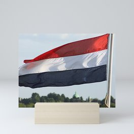 if it ain't Dutch... Mini Art Print