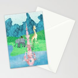 Bosch, The Garden of Earthly Delights Stationery Cards