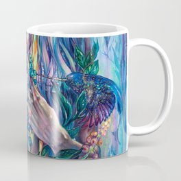 The Rustle of Narwhal's Wings Coffee Mug