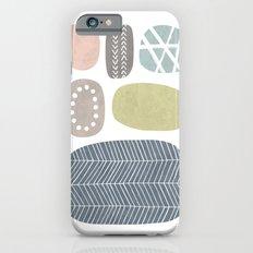 Painted Stones iPhone 6s Slim Case