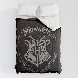Cosmic Wizard School House Crest HP Comforters