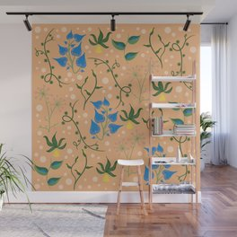 Floral IV Wall Mural
