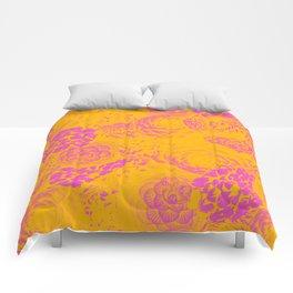 Florals Inversion Comforters