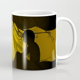 Rabbit hole Coffee Mug