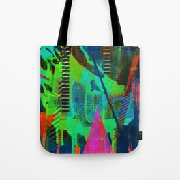 Navigating The Labyrinth Series 7 Tote Bag