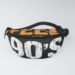 If Love Doesn't Feel Like 90's Country Fanny Pack