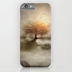 Lone Tree Love IV iPhone 6 Slim Case