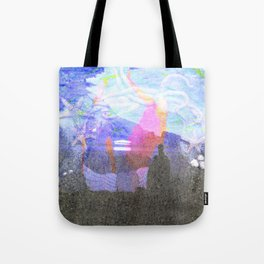 Yachats & Newport Oregon - Dancing With The Stars Tote Bag