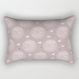 Birds & Nests Rectangular Pillow