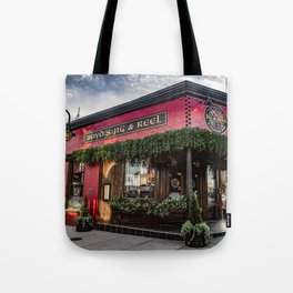 Boyds Jig and Reel Pub Tote Bag
