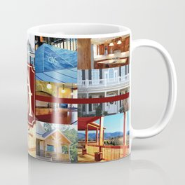 A&M Building Gear Coffee Mug
