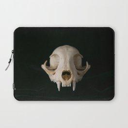 Cat Skull Laptop Sleeve