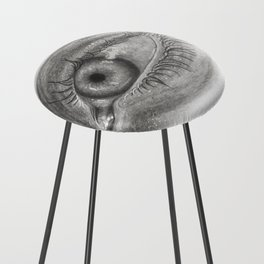 Pencil Eye Counter Stool
