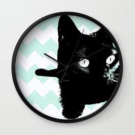 Alert Wall Clock
