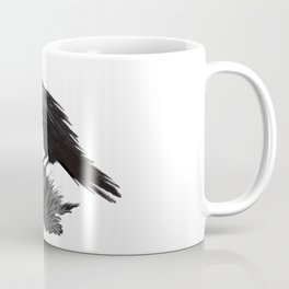 Death Poetry Coffee Mug
