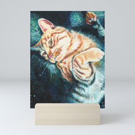 Is This Your Cat? Mini Art Print