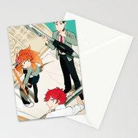 Gekkan Shoujo Nozaki-kun Stationery Cards