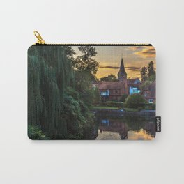 Early Evening Whitchurch on Thames Carry-All Pouch