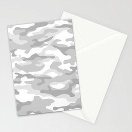 Snow Camo Stationery Cards